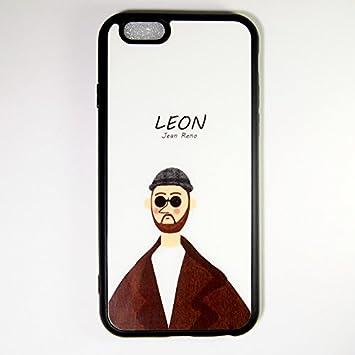 Amazon Little Merry Iphone6 Iphone6s 対応 映画leon イラスト レオン