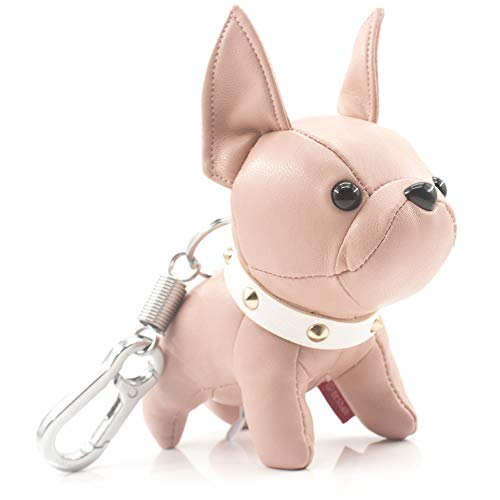 french bulldog key ring - 4