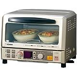 ZOJIRUSHI オーブントースター ET-RQ25-NL シャンパンゴールド
