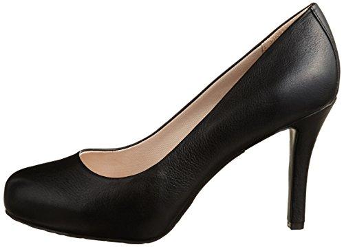 7 Seven Rockport De Schwarz Mujer Negro Para Cuero To 2 Heel black Zapatos Vestir 95mm q4dxEdrY