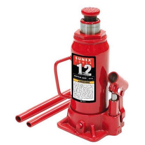 Sunex 4912A12-Ton Bottle Jack by Sunex Tools
