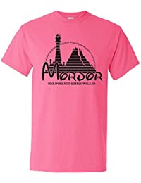 Mordor -Lord Of The Rings Graphic T-Shirt