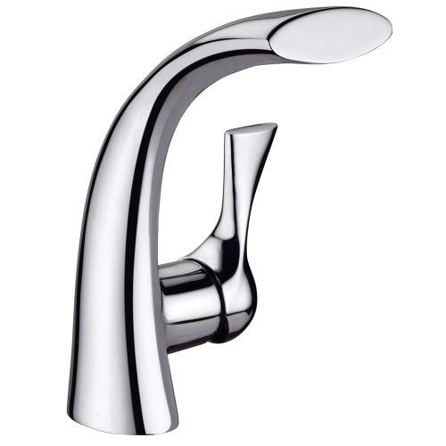 - Fontaine Adelais Chrome Single Post Bathroom Faucet
