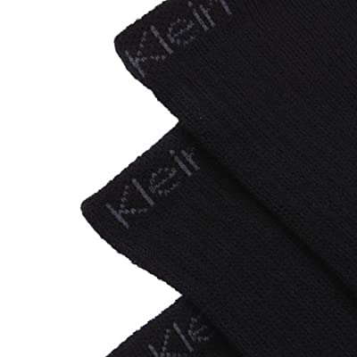 Calvin Klein Mens 3 Pair Ultimate Coolmax Crew Socks