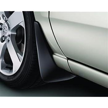 2004-2006 Mazda RX-8 Splash Mud Guards Front Black OEM NEW