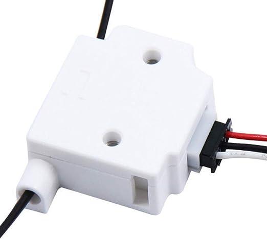 Módulo de detección Eccentricidad Sensor Material Monitor Runout ...