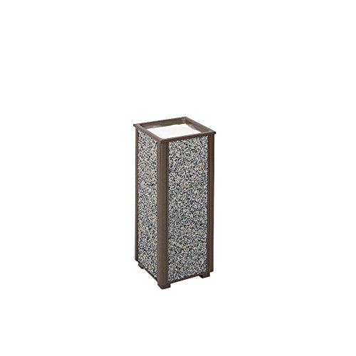 Rubbermaid Commercial Products FGR406000 Aspen Series Outdoor Urn (Bronze)