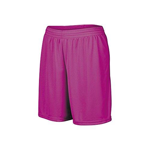 Augusta Sportswear Women's Octane Short 2XL Power Pink ()
