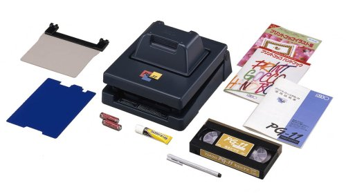 RISO Print Gocco PG-11 Instant Multi-Color Screen Printer & Multiple Layer Printing w/ High Resolution Prints by Riso Kagaku Corporation by Print Goco