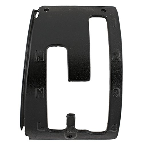 Gear Drive Tractor - 398005R2 New Gear Drive Tractor Shift Lever Cover for International 766 1066 +