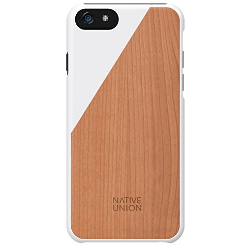 best authentic 5f3fb 02c06 Amazon.com: Native Union CLIC Wooden Case for iPhone 6, iPhone 6s ...