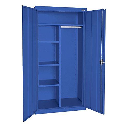 Sandusky Lee EACR362472-06 Elite Series Wardrobe Storage Cabinet, 36