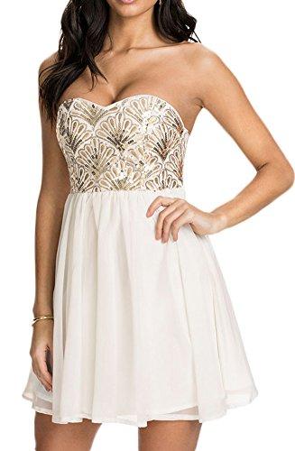 flower bandeau dress - 6