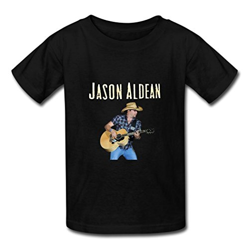 Summer Kid's Jason Aldean Tour 2016 T shirt For Boys Girls XL