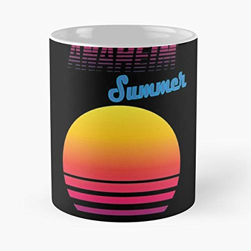 Retro Vintage 80s - Coffee Mug 11 Oz Funny Gift]()