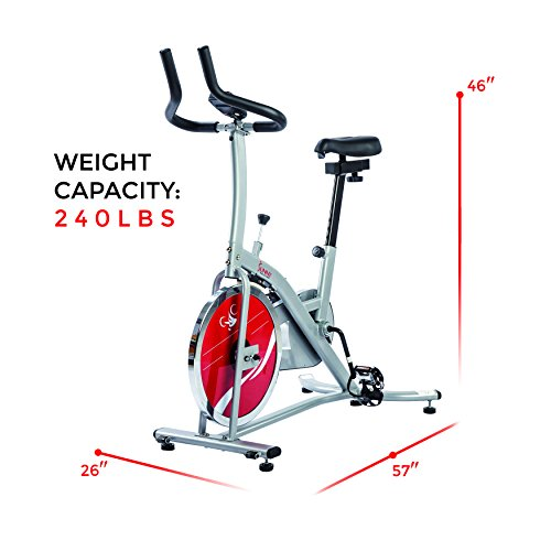 Sunny Health and Fitness Indoor Cycling Bike by Sunny Health & Fitness (Image #12)