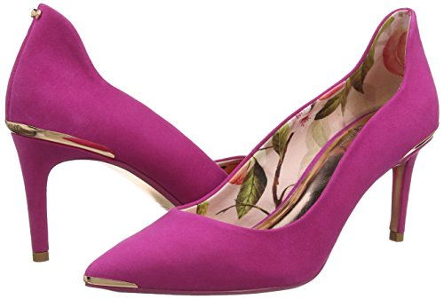 Escarpins Fermé ffc0cb Femme Bout Rose Ted Baker pink Vyixyns Ew4HBU