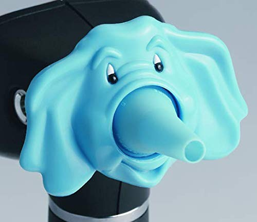 - Pedia Pals Elly Elephant Head Diagnostic Otoscope Attachment
