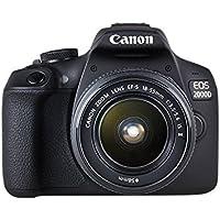 Canon EOS 2000D REFLEX PIU' VENDUTE