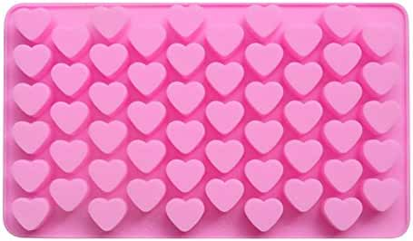 Loveble Silicone Cake Topper Mold Chocolate Fondant Sugar Mould Biscuit Dessert