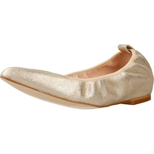 Colore Oro Donne Per Ballerina 17021 Oro Le Modello Mikaela Marca Scarpe Donne PXSwfx