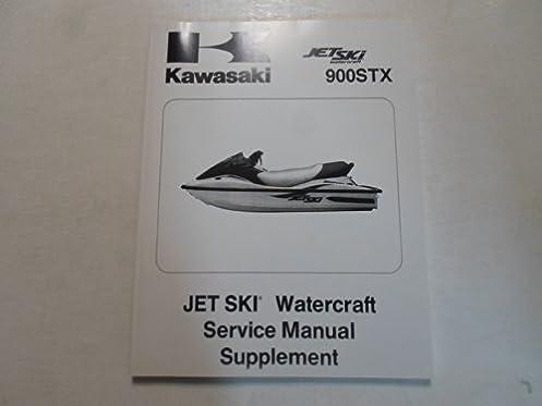 2001 kawasaki 900stx 900 stx jet ski watercraft service manual rh amazon com 2000 kawasaki stx 900 service manual kawasaki 900 stx service manual download