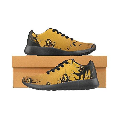 Scarpe Da Corsa Per Gli Uomini Di Zombie Di Interesse Per Gli Uomini Halloween