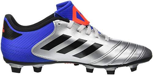 Zapatillas 18 Metallic Plateado Hombre silver football Copa Para Fxg Fútbol 4 Blue De Black 0 core Adidas x1qIHA