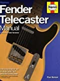 Fender Telecaster Manual, Paul Balmer, 184425674X