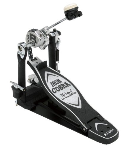 Tama TAMHP900RSN Iron Cobra Power Glide Bass Drum (Glide Single Pedal)