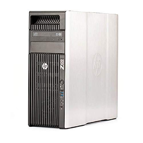 HP Z620 Workstation 2X E5-2690 Eight Core 2.9Ghz 128GB 1TB Dual DVI (Certified Refurbished) (Hp Z Series)