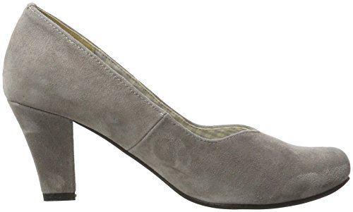 Hirschkogel Women's 3000507 Closed Toe Heels Grey (Anthrazit 032) big sale for sale outlet recommend stockist online outlet excellent fB4jmctH