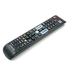 Brand New Replacement Samsung 3D SMART TV Remote Control AA59-00638A Compatible AA59-00790A AA59-00579A AA59-00558A AA59-00580A AA59-00588A AA5900603A UN32EH4500 UN46ES6100F UN32EH5300 by Generic