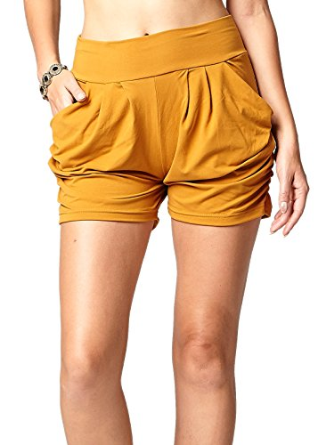 Conceited+Premium+Ultra+Soft+Harem+Shorts+With+Pockets+-+40+Different+Styles