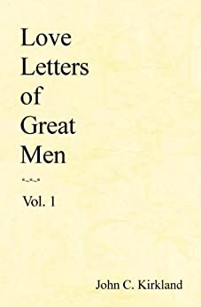 love letters of great men letters of great ebook c 544