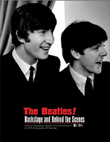 The Beatles! Backstage and Behind the Scenes