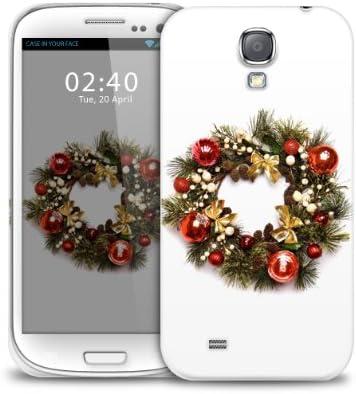 Amazon.com: Xmas, Christmas, Festive wreath Ultra Slim Fit ...