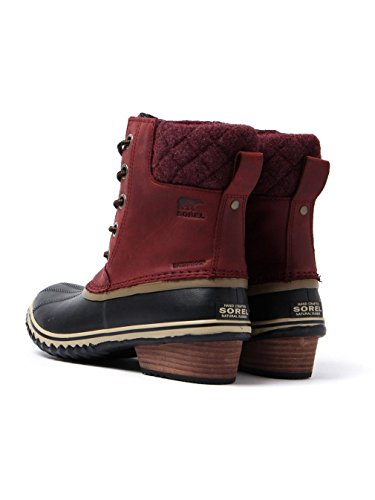 Carrière Cosy Boots Women39;s Rouge Joan 38 BxqntT0ROw