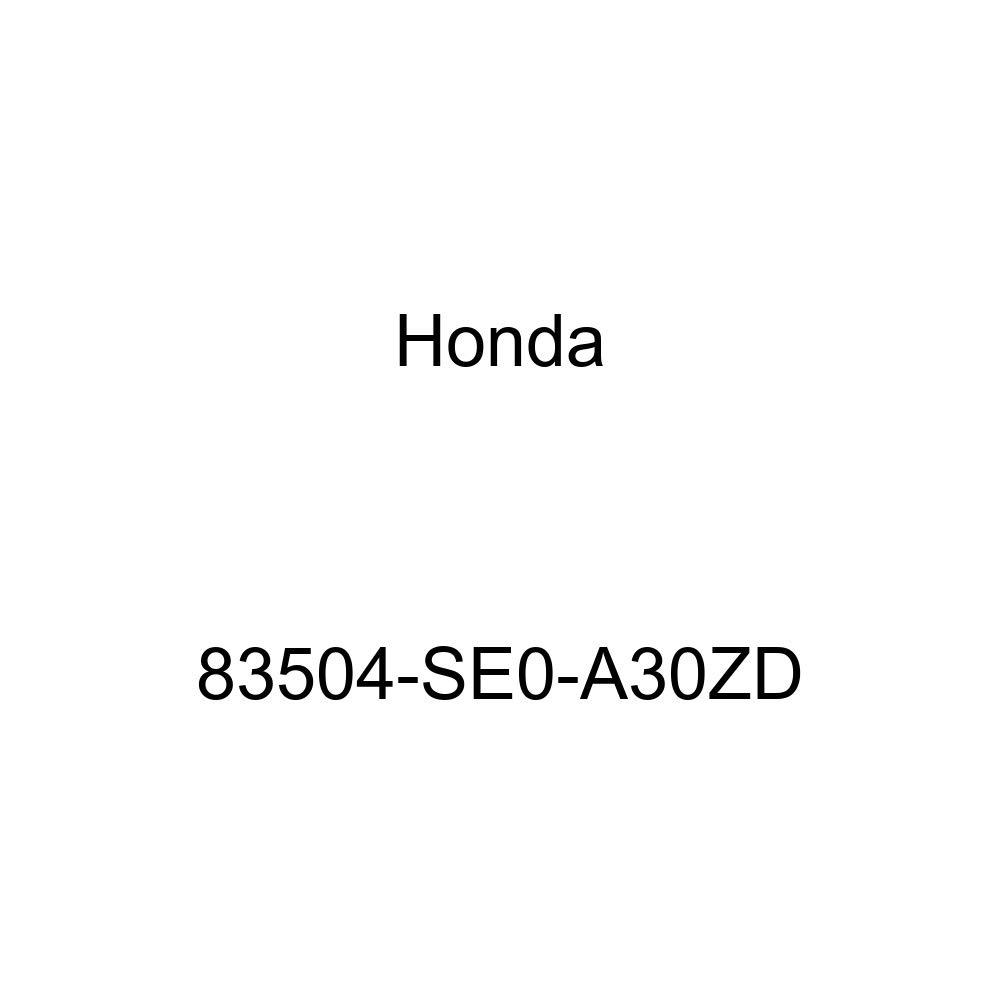 Genuine Honda 83504-SE0-A30ZD Door Pocket Assembly