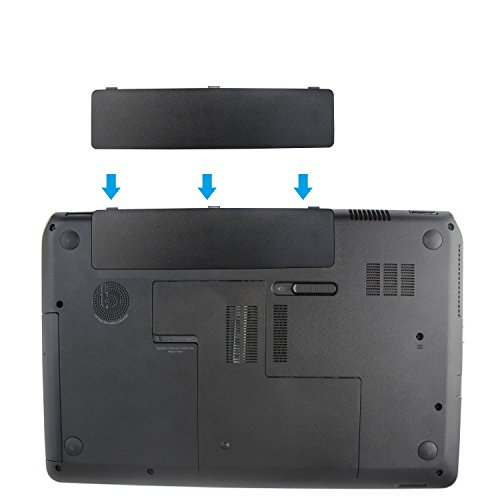 Baturu EV06 Laptop Battery for HP Pavilion dv4 dv5 G50 G60 G70 G71 G60-535DX Compaq Presario CQ60 CQ50 CQ40 CQ70 CQ45 484170-001 484171-001 484172-001 485041-001 485041-002 by BATURU (Image #4)