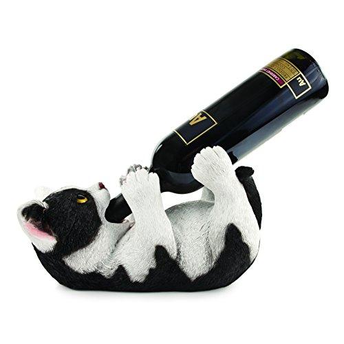 Truefabrications Klutzy Kitty Bottle Holder by Blush