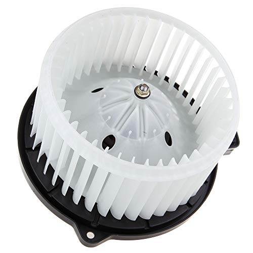 (cciyu HVAC Heater Blower Motor with Wheel Fan Cage 75875 Air Conditioning AC Blower Motor fit for 2012-2017 Hyundai Accent /2013-2016 Hyundai Genesis Coupe /2010-2015 Hyundai Tucson)