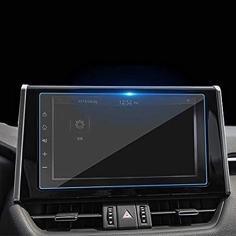 NO LOGO FJY-Visor, Accesorios for Toyota RAV4 RAV 4 2019 2020 del GPS del Coche de la Pantalla de navegación del Protector de Vidrio Templado de Acero película Protectora: Amazon.es: Hogar