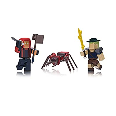Roblox Action Collection - Fantastic Frontier Game Pack [Includes Exclusive Virtual Item]: Toys & Games