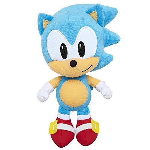 "Sonic The Hedgehog 7"" Sonic Plush Figure"