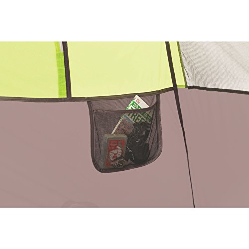 Coleman Montana 8-Person Tent, Green by Coleman (Image #9)