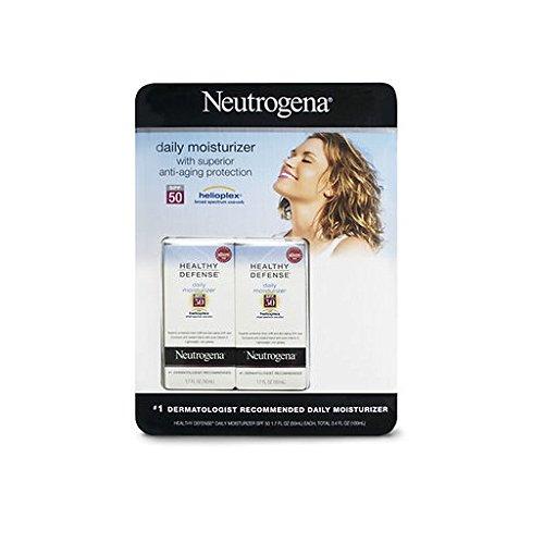 Neutrogena Healthy Defense Moisturizer Helioplex