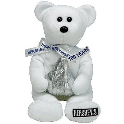 fda8b6b3edd Ty Beanie Babies Hugsy - Hershey s Kisses Bear by Hershey s