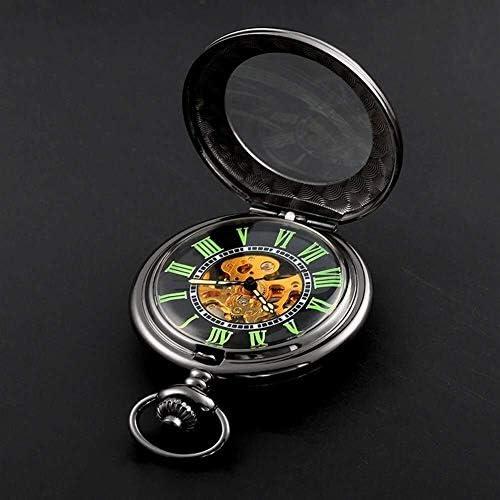 懐中時計漫画フリップルミナスさん男子学生腕時計自動機械式時計
