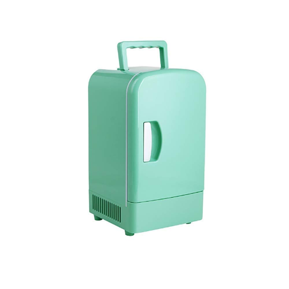 MUTANG Classic 4-Liter Compact Cooler/Warmer Mini Fridge for Cars, Road Trips, Homes, Offices and Dorms